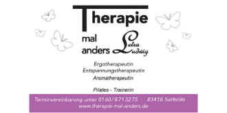 Therapie mal anders Petra Ludwig